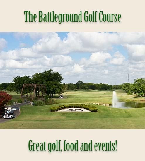 Battleground Golf Course - News Item